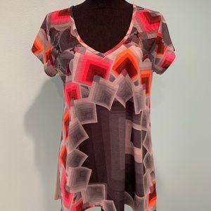 EUC Desigual Tunic blouse